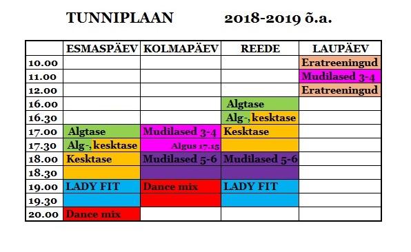 tunniplaan-2018-2019
